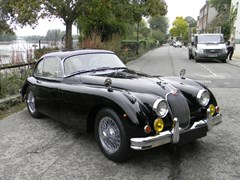 Navigate to Lot 262 - 1959 Jaguar XK150 Fixedhead Coupé