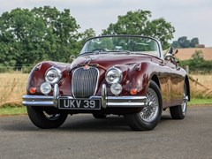 Navigate to Lot 293 - 1959 Jaguar XK150S Drophead Coupé