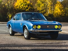 Navigate to Lot 233 - 1969 Fiat Dino Coupé