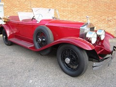 Navigate to Lot 337 - 1930 Rolls-Royce Phantom II Ascot Tourer by Brewster