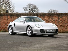 Navigate to Lot 151 - 2003 Porsche 911 / 996 Turbo