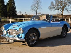 Navigate to Lot 232 - 1964 Austin-Healey Healey 3000 Mk. III BJ8