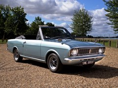 Navigate to Lot 240 - 1967 Ford Cortina Mk .II 1500GT Crayford Convertible