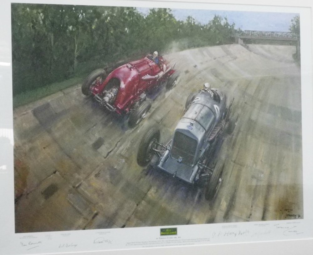 Lot 23 - 'Spirit of Brooklands'