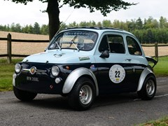 Navigate to Lot 134 - 1971 Fiat 500 Abarth (695 SS Recreation)