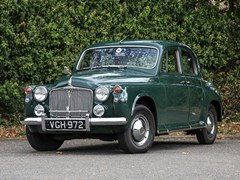Navigate to Lot 203 - 1958 Rover P4 105R
