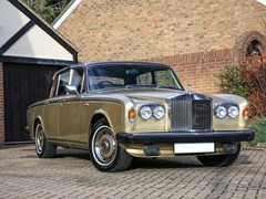 Navigate to Lot 342 - 1977 Rolls-Royce Silver Shadow II