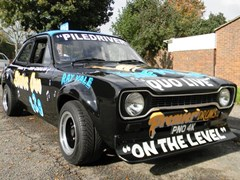 Navigate to Lot 214 - 1971 Ford Escort Mk. I Mexico (Status Quo tribute)