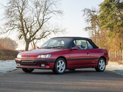 Navigate to Lot 257 - 1995 Peugeot 306 Cabriolet