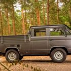REF 15 1992 Volkswagen Transporter Double-Cab 4x4 Synchro -