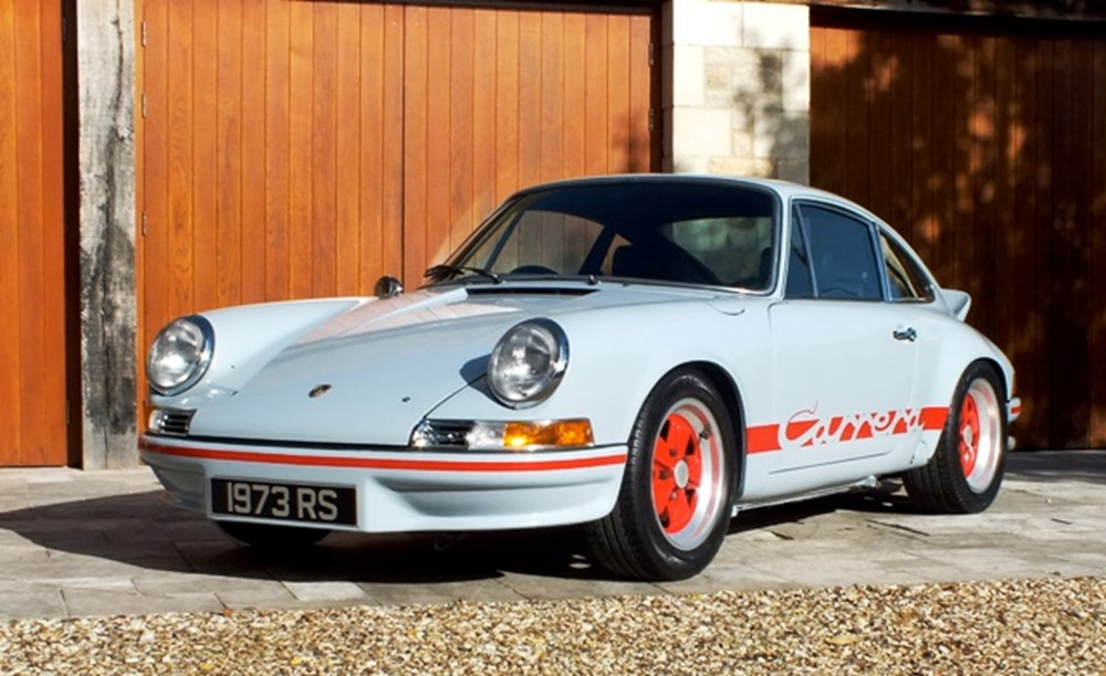 Lot 285 - 1989 13028 911 Carrera to 1973 RS Specification