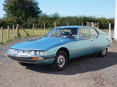 Navigate to Lot 159 - 1971 Citroën SM