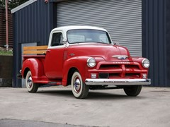 Navigate to Lot 243 - 1954 Chevrolet 3100 Pick-up