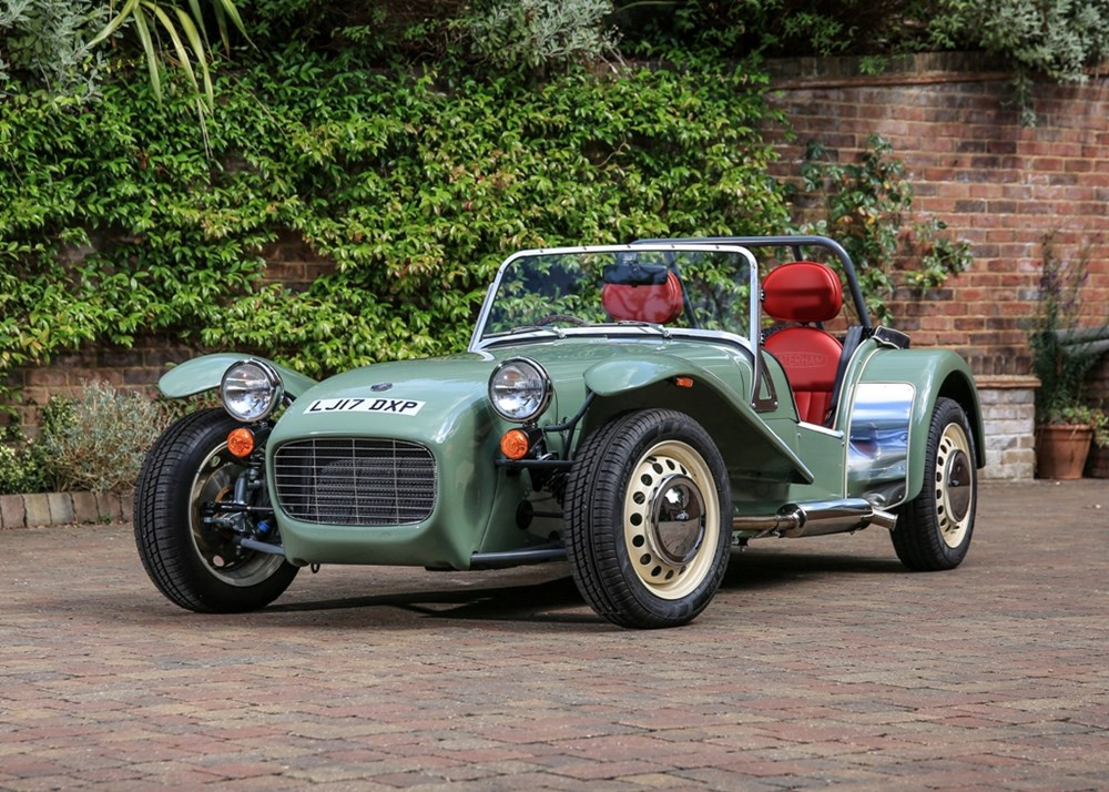 Lot 158 - 2017 Caterham Seven Sprint
