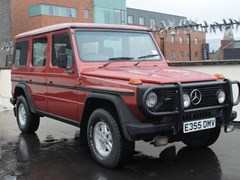 Navigate to Lot 331 - 1987 Mercedes-Benz 300GD ' G-Wagon'
