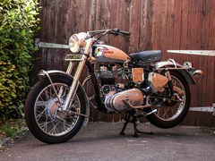 Navigate to Lot 107 - 1977 Royal Enfield Silver Bullet (350cc)