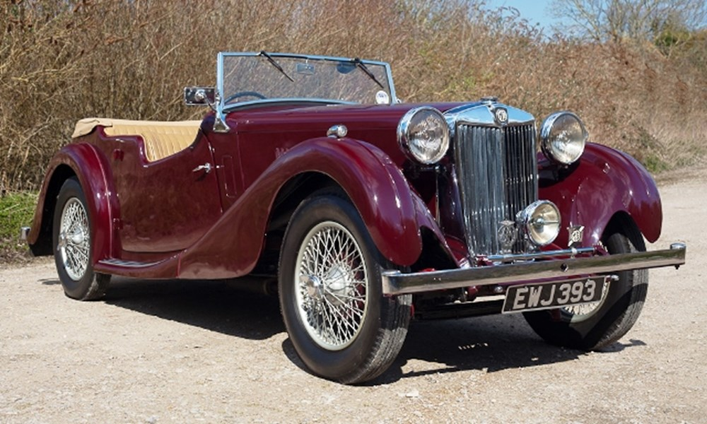Lot 254 - 1937 MG VA