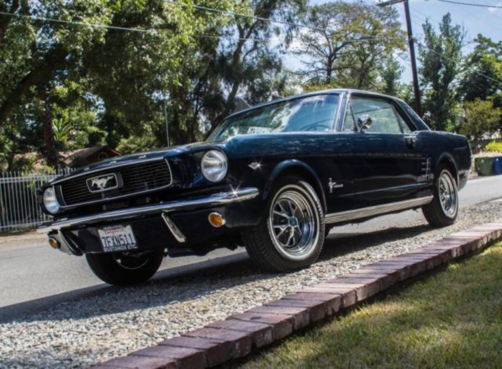 Lot 309 - 1966 Ford Mustang Notchback