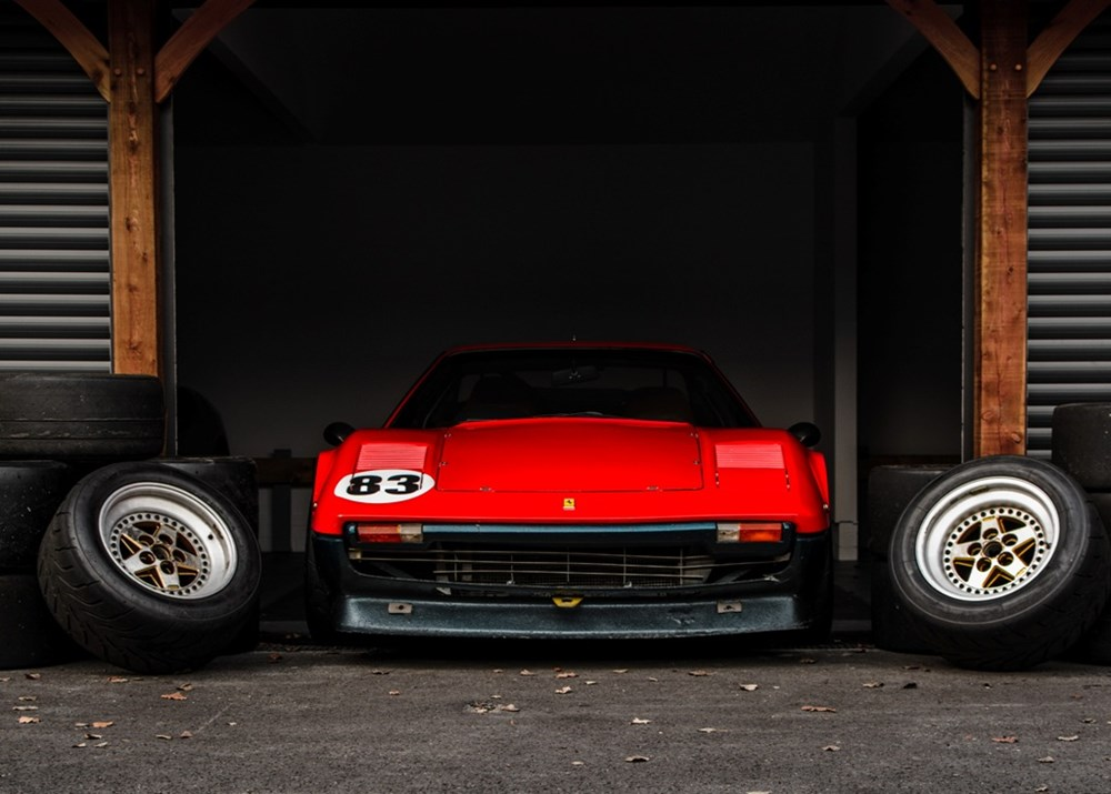 Lot 144 - 1977 Ferrari 308 GTB Competition (3.0 Litre)