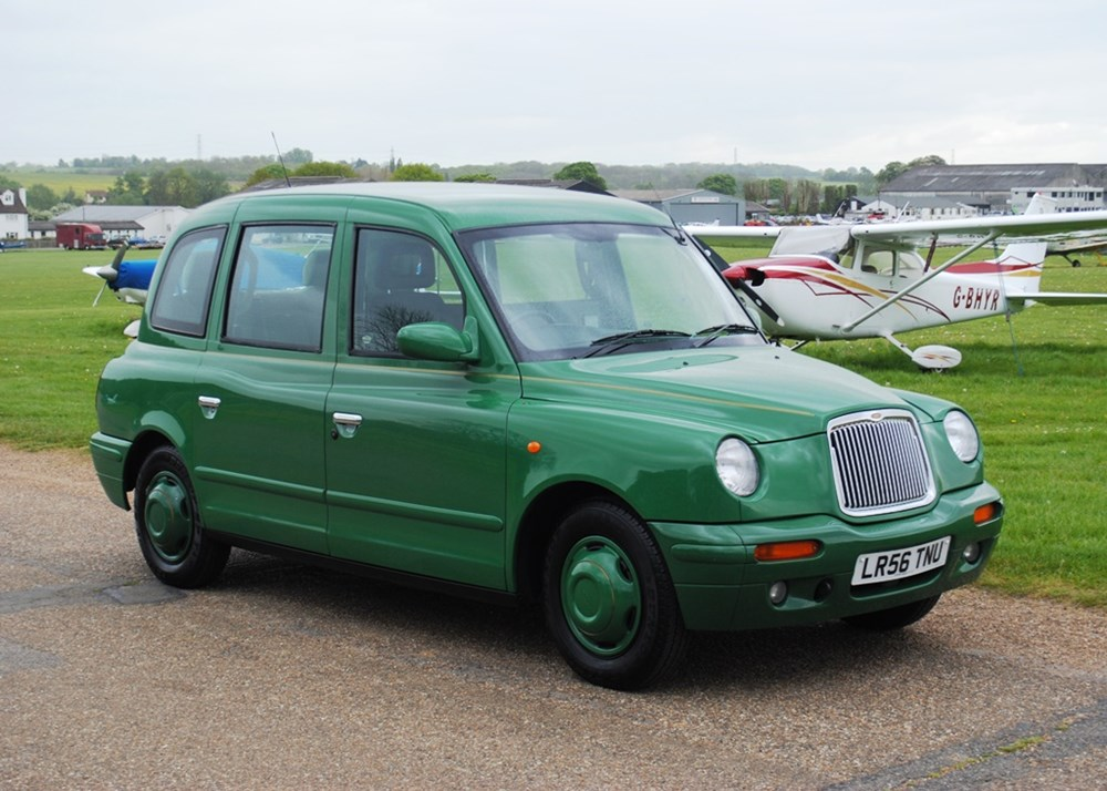 Lot 148 - 2006  London Taxi LTI TXII Gold