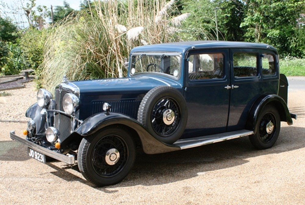 Lot 212 - 1934 Morris Oxford Six
