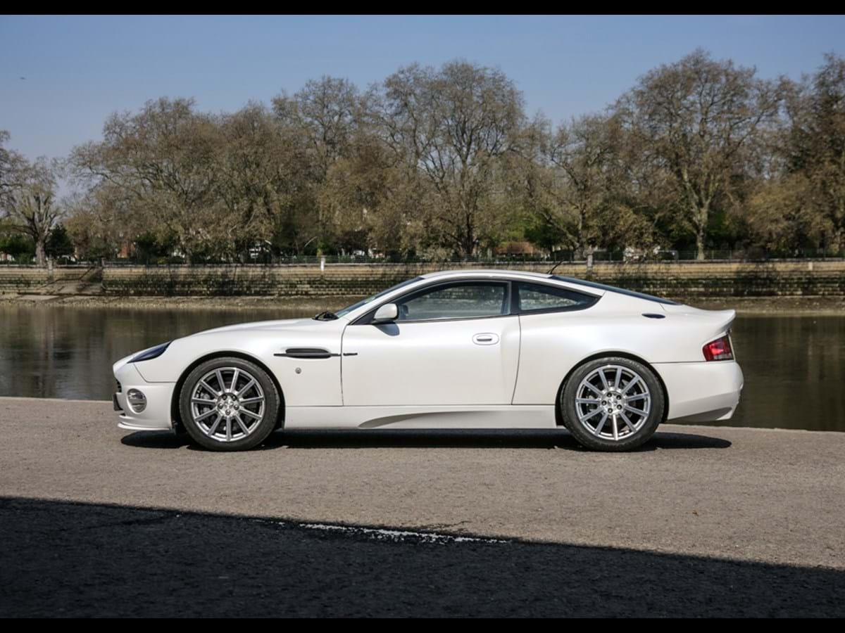 2005 Aston Martin Martin Vanquish S