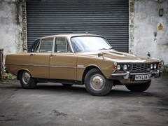 Navigate to Lot 262 - 1971 Rover P6