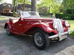 Navigate to Lot 381 - 1956 MG TF