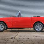 Ref 34 1966 Sunbeam Alpine Convertible -