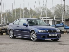 Navigate to Lot 388 - 2004 BMW E46 330Ci Sport 'Williams F1'
