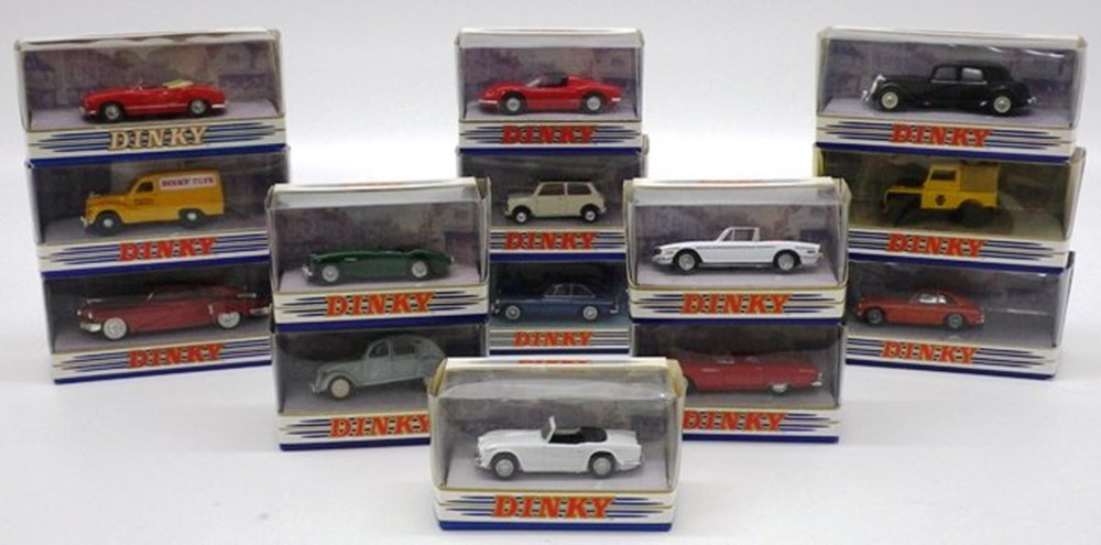 Lot 065 - Die-Cast models