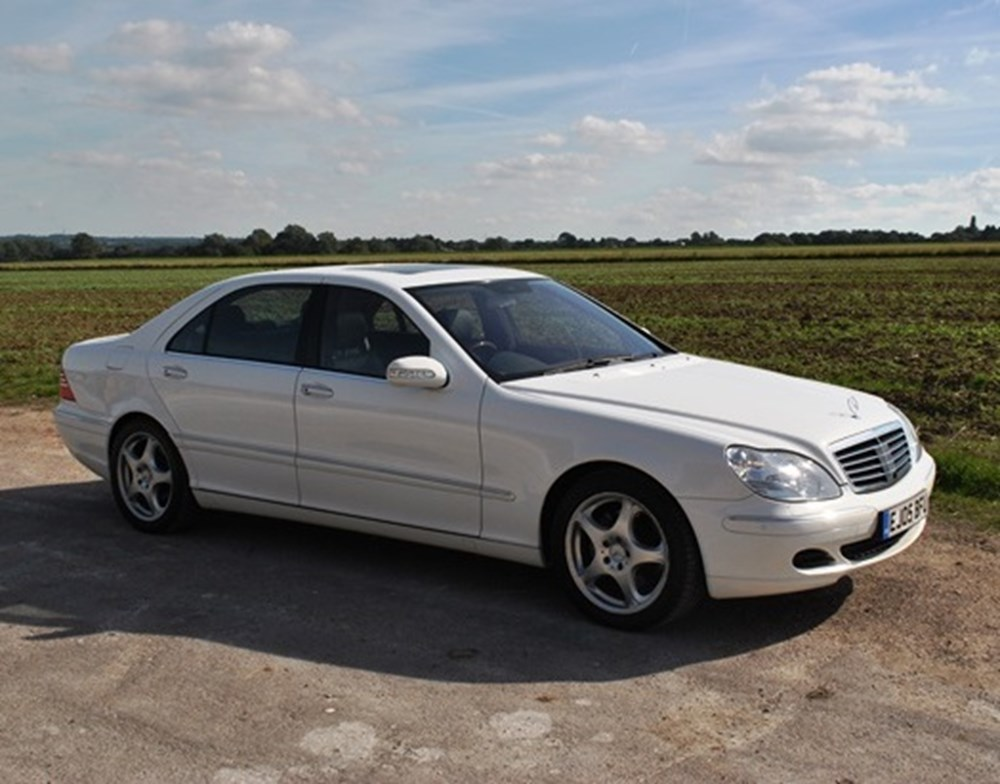 Lot 250 - 2005 Mercedes-Benz S 500 L