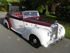 Navigate to Lot 259 - 1951 12840 TA21 Drophead Coupé by Tickford