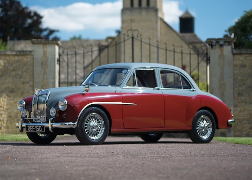 Classic Cars Mg Magnette