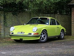 Navigate to Lot 269 - 1971 Porsche 911 2.4 S