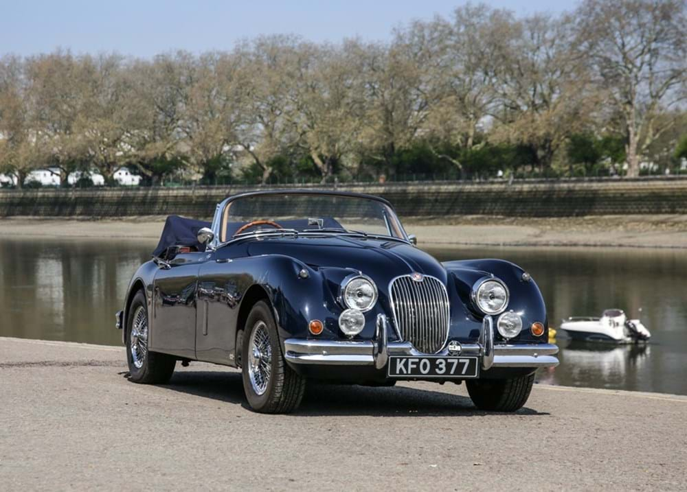 Lot 168 - 1959  Jaguar XK150 Drophead Coupé to S-Specification