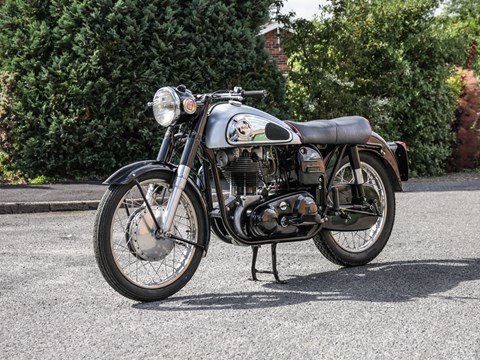 Ref 58 1959 Norton Model 50 (350cc)