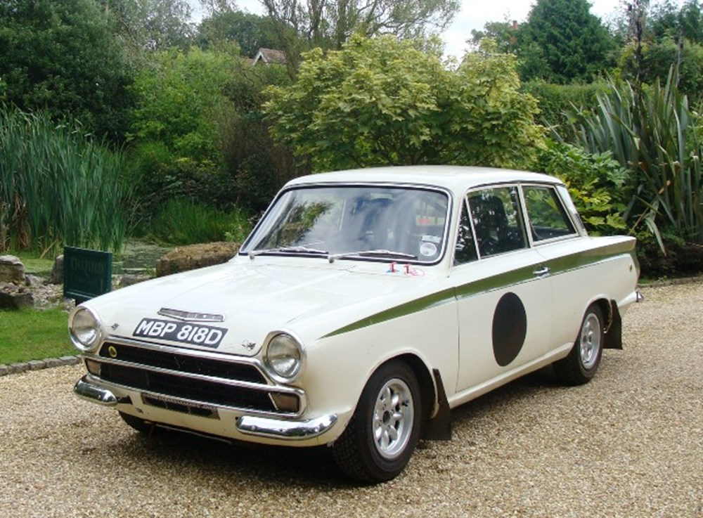 Lot 43 - 1966 Lotus Cortina