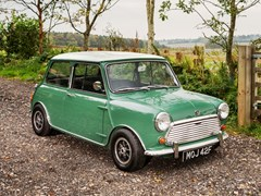 Navigate to Lot 141 - 1967 Austin Mini Cooper Mk. II