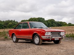 Navigate to Lot 174 - 1973 Fiat 124 Coupé CC