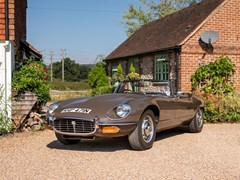 Navigate to Lot 227 - 1974 Jaguar E-Type Series III Roadster