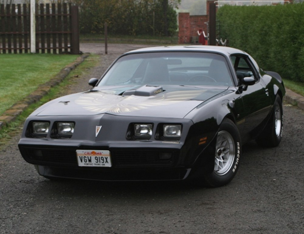 Lot 305 - 1979 Pontiac Trans Am 400 (6.6 litre)