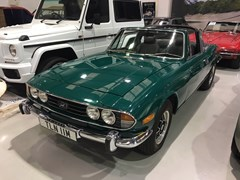 Navigate to Lot 28 - 1973 Triumph Stag