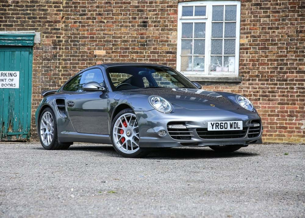 Lot 138 - 2010 Porsche 911 Turbo