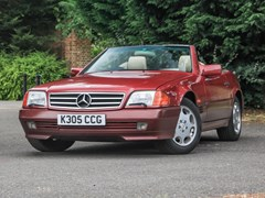 Navigate to Lot 270 - 1993 Mercedes-Benz 300 SL Roadster