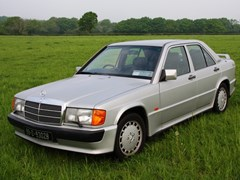 Navigate to Lot 330 - 1989 Mercedes-Benz 190E 2.5 16V Cosworth