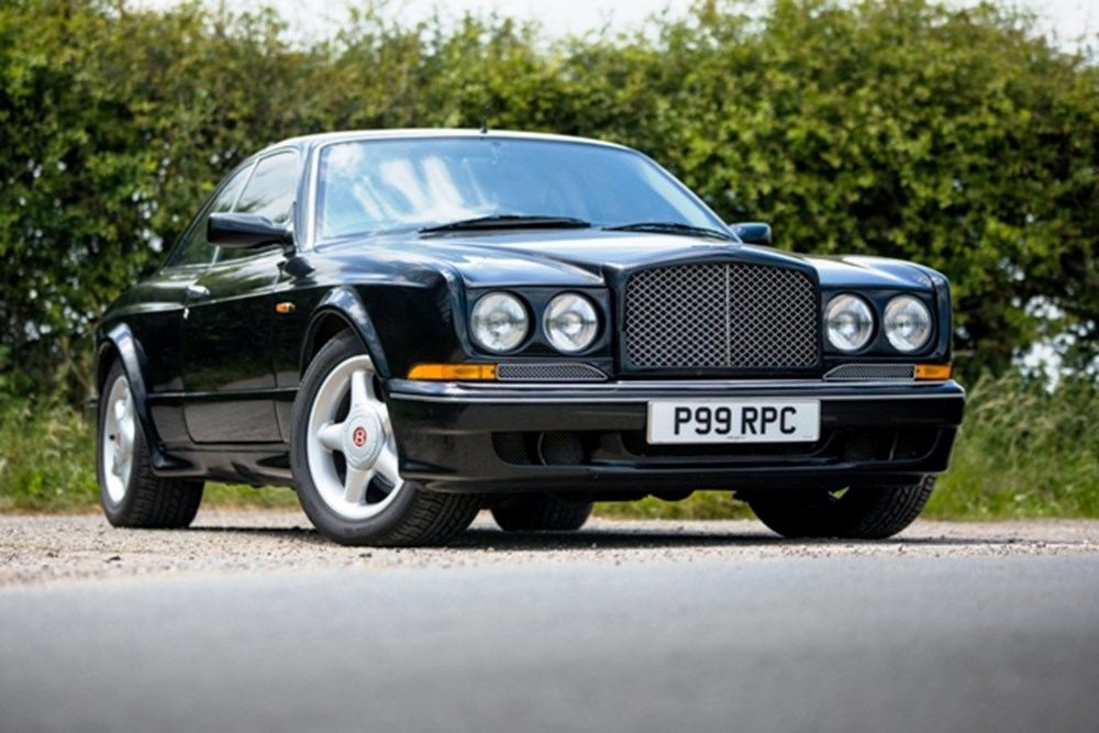 Lot 224 - 1997 Bentley Continental T