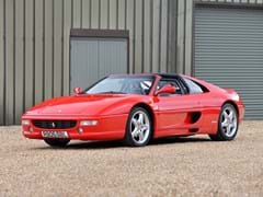 Navigate to Lot 247 - 1998 Ferrari F355 GTS F1