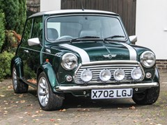 "Navigate to Lot 181 - 2000 Rover Mini Cooper Sport 500 - ""Only 439 miles"""