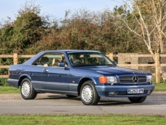 Navigate to Lot 214 - 1989 Mercedes-Benz 420 SEC